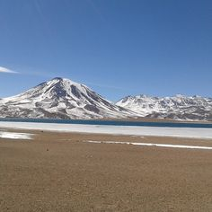 chilediscoveryLaguna Miscanti, San Pedro de Atacama, II Región de Antofagasta. Fotografía de Eduardo Honorat - Photo by chilediscovery