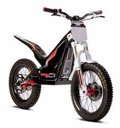 Racing Oset Electric Trials Bike for Kids Motorcycle Dirt Bike, Dirt Bikes, Motos Trial, Trial Bike, Balance Bike, Kids Store, Bmx, Trials, Kids Outfits
