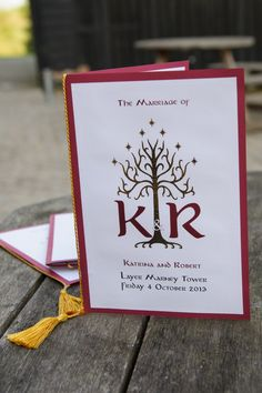 """""""Wed in Middle Earth"""" – A Lord of the Rings Inspired Wedding Day with DIY Elements"""