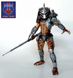 Enforcer Predator 2.0 Custom Action Figure