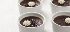 Ghirardelli Recipe: Dark Chocolate-Cherry Crème Brûlée