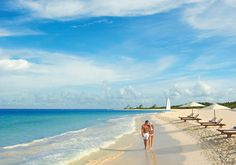 Beach lovers can enjoy the sandy-white Maroma Beach with the crystal clear Caribbean view