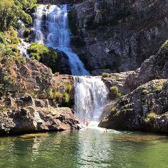 #WednesdayWisdom Be like water and go with the flow. Amazing shot of the Waterfall of Candaru in Cavalcante, Brazil by @richardoliveirarp #beautifullatinamerica   Sé como el agua y fluye. Increíble foto de la Cascada de Candaru en Cavalcante, Brasil #latinoamericahermosa