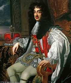 This day 23rd April, 1661 King Charles II was crowned King of England, completing the restoration of the monarchy. His father, Charles I had been beheaded by Oliver Cromwell following the civil war B. Lowe