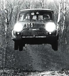 Historic Rally & Classic Race Cars: Mini Cooper S - DNA=Rally