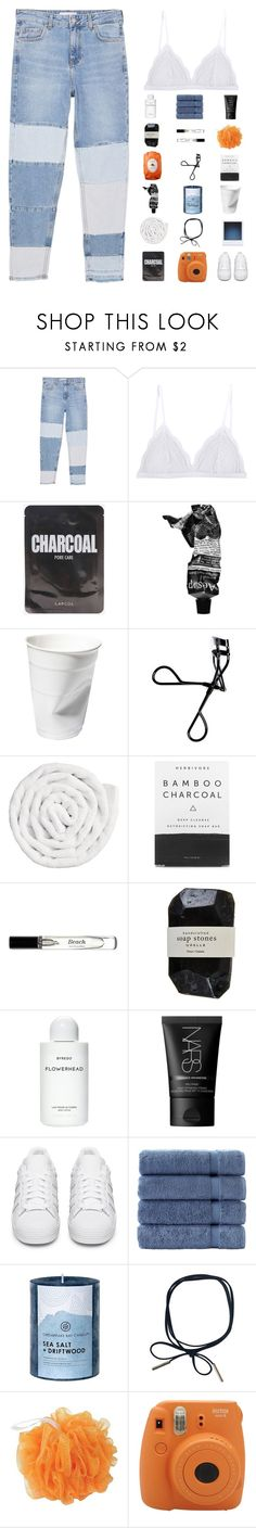 """^Like to join taglist^"" by kcsweder ❤ liked on Polyvore featuring MANGO, Cosabella, Aesop, Bobbi Brown Cosmetics, VIPP, Herbivore, Cassia, Byredo, NARS Cosmetics and adidas Originals"
