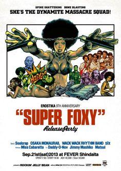 SUPER FOXY
