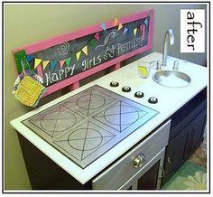 Crazy Amazing Play Kitchen