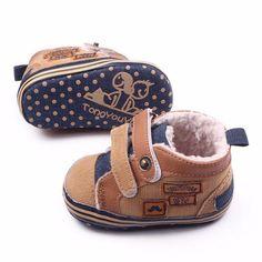 Winter Camper Shoes