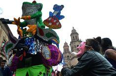 """La Secretaría de Turismo Municipal invita a participar en el tradicional """"Desfile del Torito de Petate 2017"""", el cual marca el inicio de la Cuaresmay se realizará el próximo sábado ..."""