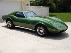 1973 Chevrolet Corvette '73 Corvette T-Top Stingray