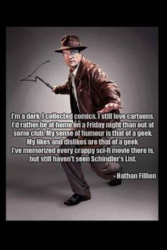 Love Nathan Fillion