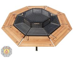 Purchase Luxury Grill, FirePit, 8 Person $2,500 <3 JH