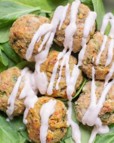 Healthy Buffalo Turkey Meatballs are a delicious, easy weeknight dinner. Easily made paleo and whole30, they're perfect over a salad or on rice! Baked in the oven to crispy perfection - they're great for meal prep. #paleo #whole30 #buffalo #turkey #meatballs #mealprep Easy Meal Prep, Easy Healthy Dinners, Healthy Meal Prep, Healthy Lunches, Clean Eating Diet, Clean Eating Recipes, Healthy Eating, Healthy Food, Healthy Turkey Recipes