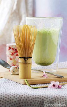 Aprende a preparar un Matcha latte en casa Matcha, Latte, Home, Tarts, Sweet Treats
