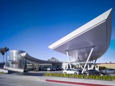 United Oil Gasoline Station / Kanner Architect 4700 W Slauson Ave Los Angeles, CA  90056-1206 United States