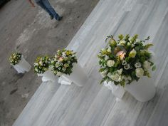 Our wedding Spring Wedding, Our Wedding, Yellow Wedding, Table Decorations, Wedding Dresses, Home Decor, Bride Dresses, Bridal Gowns, Decoration Home