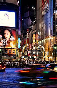 Travel here: Shibuya, Tokyo, Japan Places Around The World, The Places Youll Go, Places To See, Around The Worlds, Kanazawa, Fukuoka, Okinawa, Japon Tokyo, Shibuya Tokyo