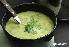 Egyszerű kaporleves | NOSALTY Hungarian Recipes, Hungarian Food, Potatoes, Ethnic Recipes, Soups, Drink, Beverage, Hungarian Cuisine, Potato