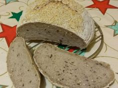 Chlieb s prirodzene bezlepkových múk a z ryžového kvásku Bread, Food, Brot, Essen, Baking, Meals, Breads, Buns, Yemek