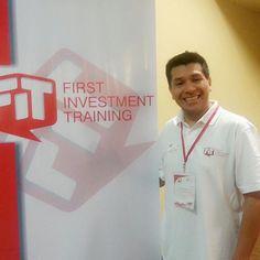 En el First Investment Training 2 con @hyenukchu en Tampa Florida #soyCDI - Coaching Marketing y más en http://ift.tt/1OECVwE