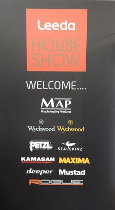 Visiting the Leeda tradeshow today! #Leeda #FishingRepublic #WychwoodCarp #WychwoodCarp #MAP #fishing #MiltonKeynes #UK