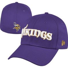 NFL Minnesota Vikings HC Wishbone 3930 Cap New Era. $9.72