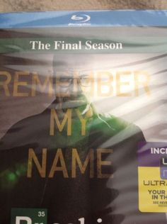 #Breaking bad - the #final #season (blu-ray 2013, 2-discs+ uv) new, with slip cov,  View more on the LINK: http://www.zeppy.io/product/gb/2/132074547328/