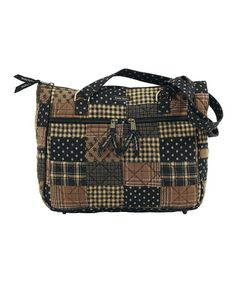 $24.99 Take a look at this Mocha & Ironstone Satchel by Bella Taylor Handbags on #zulily today!