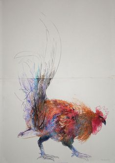 Scout (Study), 2007, by Mary Sprague