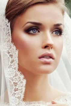 Every bride has to look great for their wedding photos, let Essentials Salon and Spa in Viera help you achieve the look you want for your special day! www.essentialsspa.com