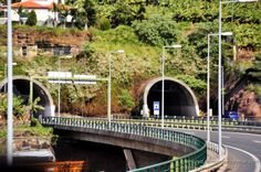 The Madeira road system is about 546km with 78km in 140 tunnels!