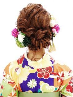 ゲッカビジン(GEKKABIJIN) 洋装にも合う!卒業式袴のアップ《ヘアセット&着付 GEKKABIJIN》