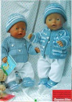 Журнал №23 - Гардероб для куклы - Страна Мам