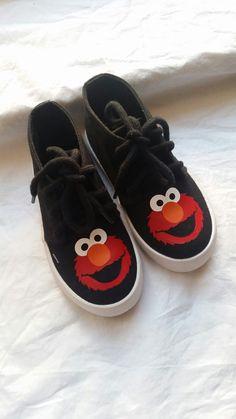 Elmo shoes ideas htv girl or boy