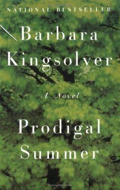 Prodigal Summer - by Barbara Kingsolver