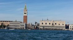 San Marco visto dal vaporetto