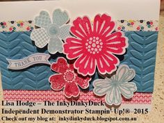 The InkyDinkyDuck: Goodbye Mixed Bunch Stamp Set & Blossom Punch http://inkydinkyduck.blogspot.com.au/ http://www.stampinup.net/esuite/home/inkydinkyduck/  #StampinUpAustralia #MixedBunch #BlossomPunch #OccasionsCatalogue #Australia #StampinUp #CameronPark #NSW #ShopOnline #Save #Stamp #Scrapbooking  #cardmaking #savemoney #inspire #create #share #ducktoyourdoor #Duck2yourdoor #free #ProjectLife #StampByMail #ManyMarvellousMarkers #StampinWriteMarkers #Newcastle #LakeMacquarie #Maitland