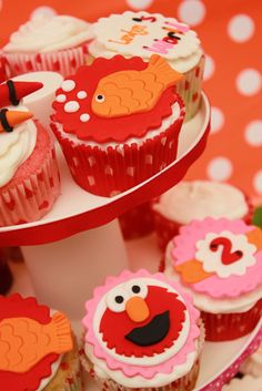 "Photo 1 of 24: Elmo / Birthday ""ELMO themed 2nd birthday party"" 