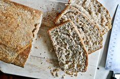 Whole Wheat Oatmeal Sandwich Bread
