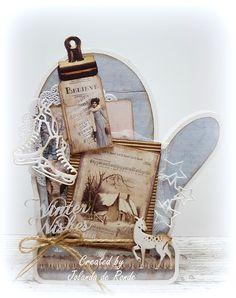 Jolanda's Creaties: Winter wishes