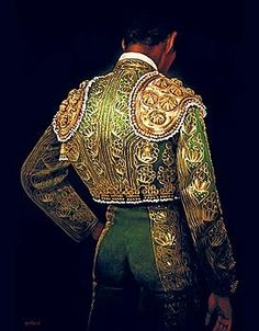 Fancy - Matador suit of light