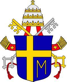 John Paul II's coat of arms
