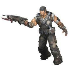 Gears Of War Marcus Fenix Action Figure 4 Inch NECA http://www.amazon.com/dp/B00DRNPGU6/ref=cm_sw_r_pi_dp_LSpMub1T6Q81K