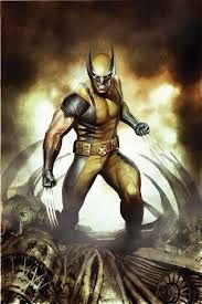 Wolverine by Adi Granov - Universo Marvel Marvel Wolverine, Logan Wolverine, Marvel Comics Art, Marvel Comic Books, Comic Book Heroes, Marvel Heroes, Comic Books Art, Comic Art, Wolverine Cosplay