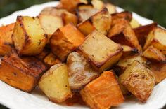 In the Kitchen with Jenny: Roasted Vegetables