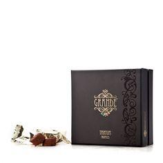 confezione tartufi cacao ecuador 100%, 200g