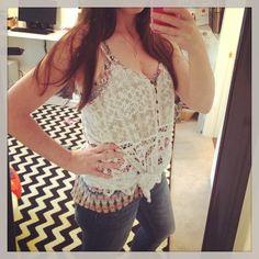 Morgan Jennifer Blog: Monday Musings / Boho Chic Fashion Outfit
