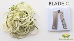 How To Spiralize and FAQ