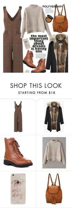 """""""Celebrate Our 10th Polyversary! (preppy)"""" by beebeely-look ❤ liked on Polyvore featuring Army Fur by Yves Salomon, Sonix, See by Chloé, Kershaw, Gucci, preppy, polyversary, contestentry, winterboots and twinkledeals"""